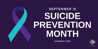 September is National Suicide Prevention Month | GUIDE, Inc.